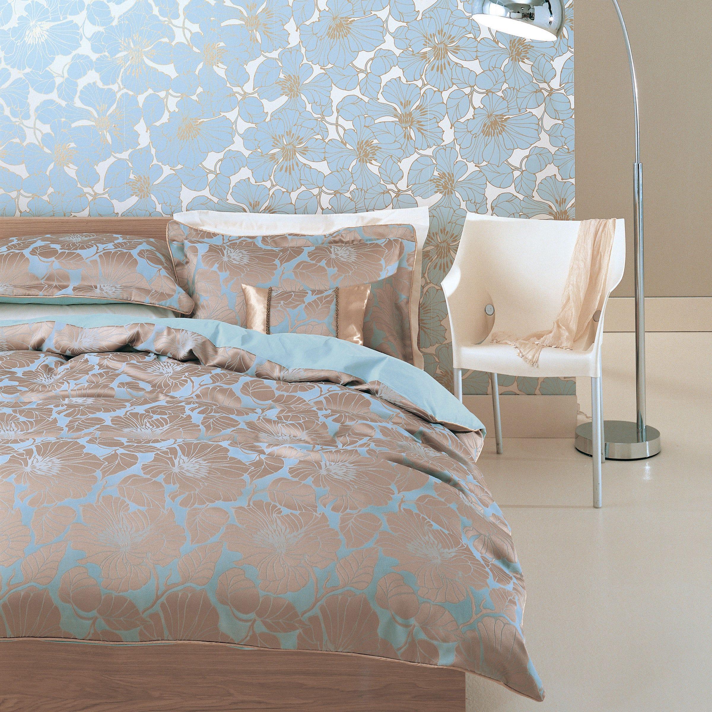 Bedeck Passion Jade Bed Linen