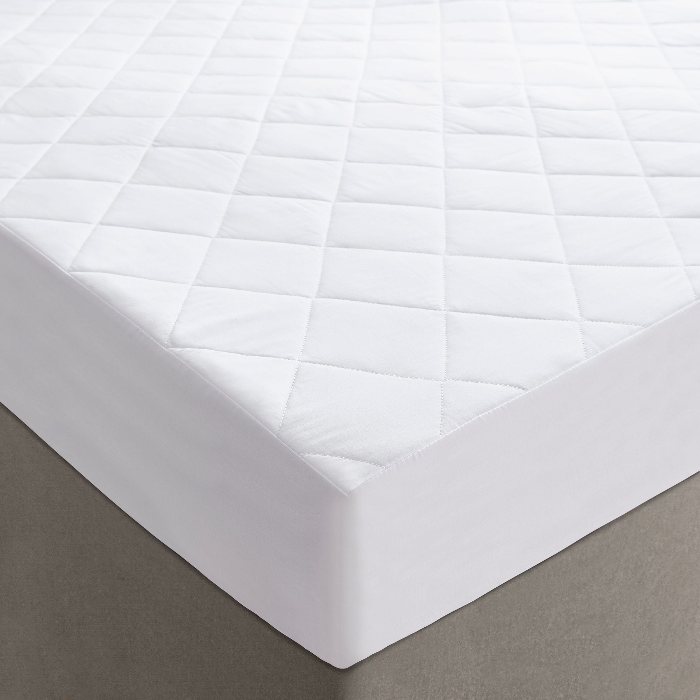 Luxury Quilted Mattress Protectors Bedeck Home