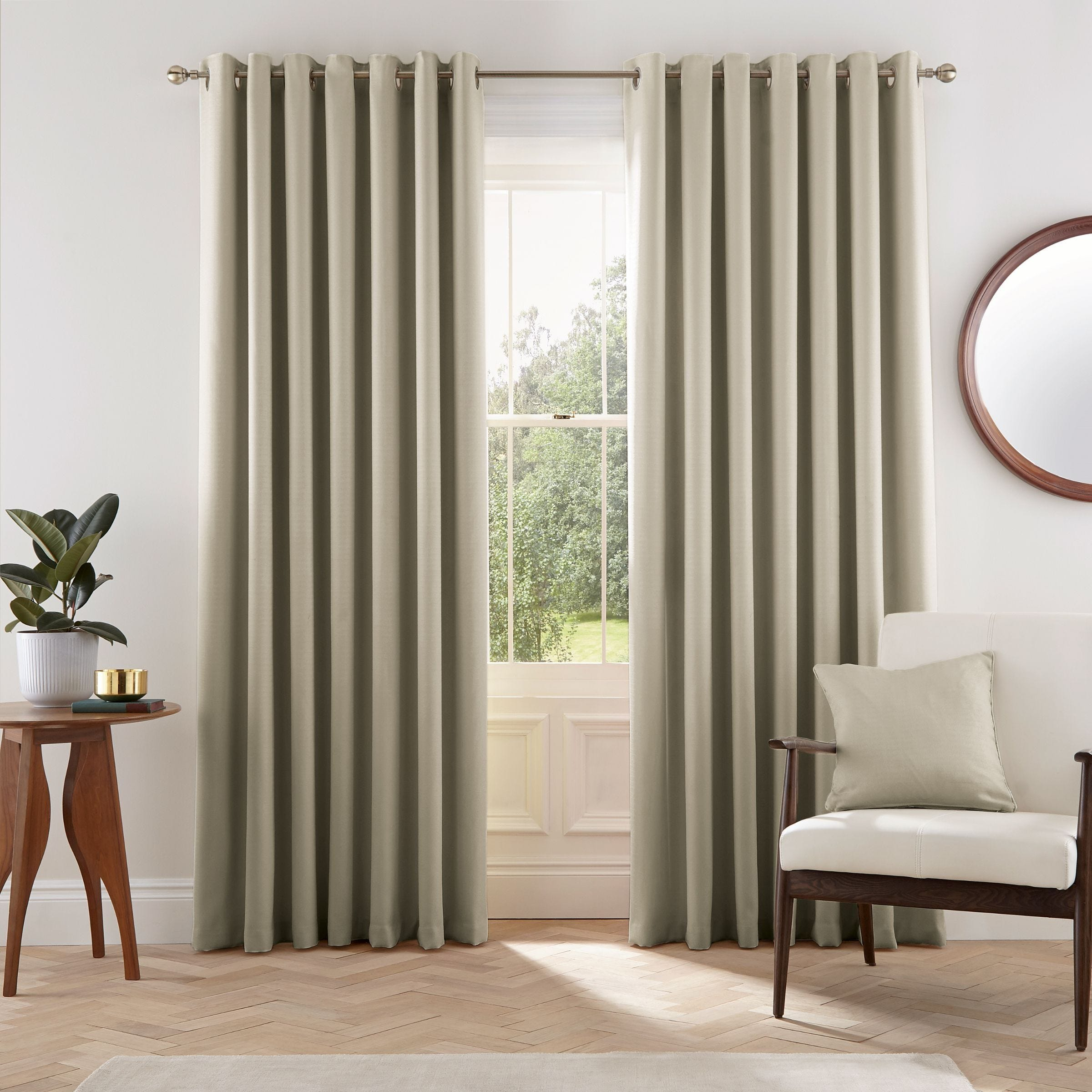 Linen Curtains Helena Springfield Curtain Sets Bedeck Home
