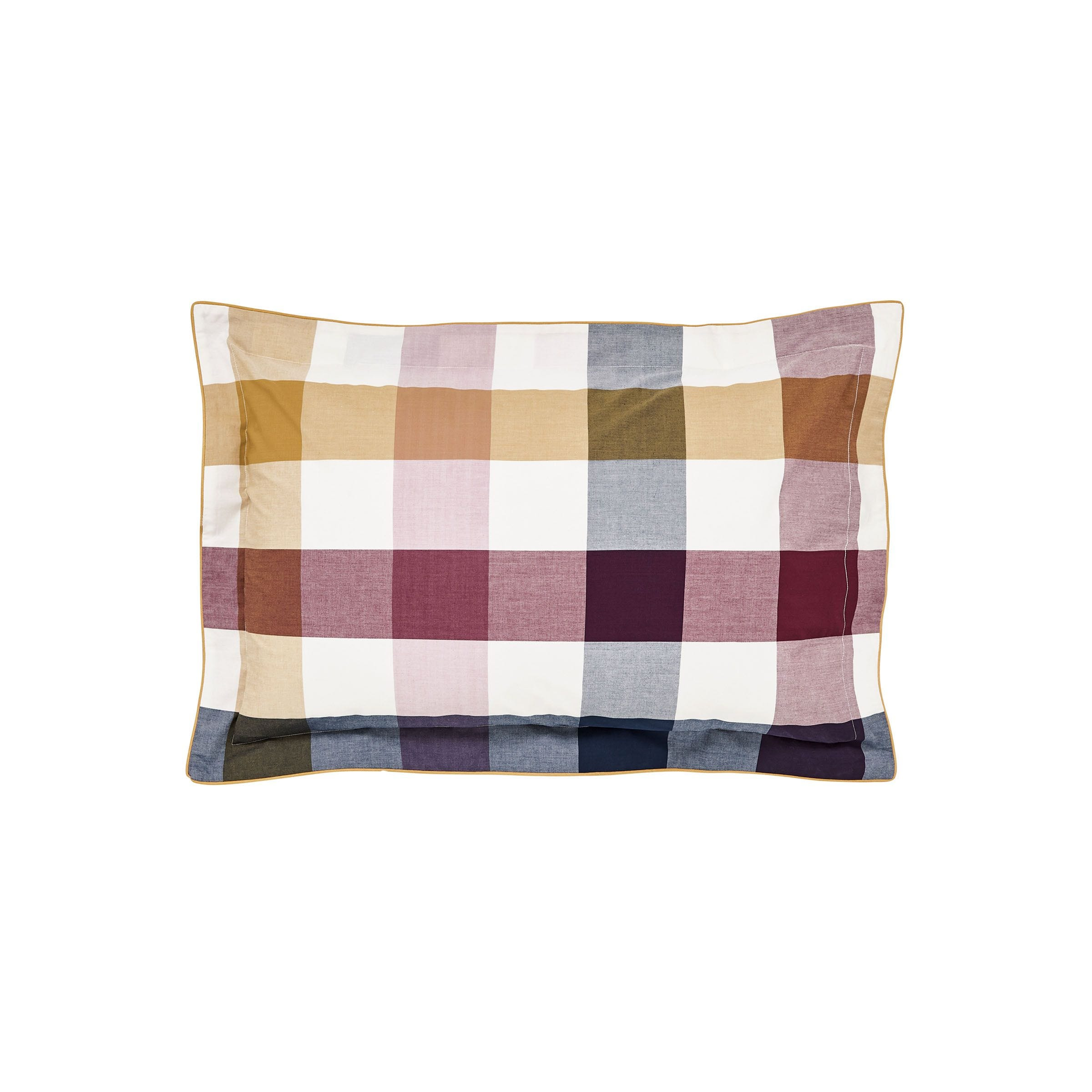 Plum Check Bedding Joules Country Ramble Check Bedeck Home