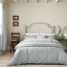Sanderson Sycamore Duvet Cover Mist Blue Bedeck Home