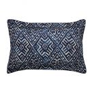 Cadenza Oxford Pillowcase, Indigo