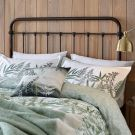 Costa Rica Duvet Cover Set, Fern