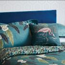 Coppice Duvet Cover, Peacock