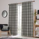 Harriet Lined Curtains, Charcoal