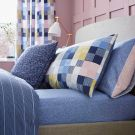Cosmos/Viva Fitted Sheets, Navy