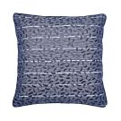 Cosmos/Viva Breakfast Cushion 45cm x 45cm, Navy