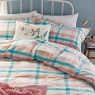Cottage Check Duvet Cover, Multi