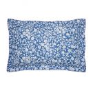 Orchard Ditsy Oxford Pillowcase, Blue Yonder