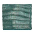 Trisara Knitted Throw, Emerald