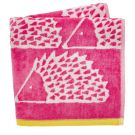 Spike Guest Towel, Pink