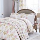 Chestnut Tree Duvet Cover Set, Pink