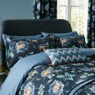 Everlasting Bloom Duvet Cover Set, Indigo
