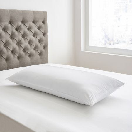 Bedeck King Extra Large Pillows White