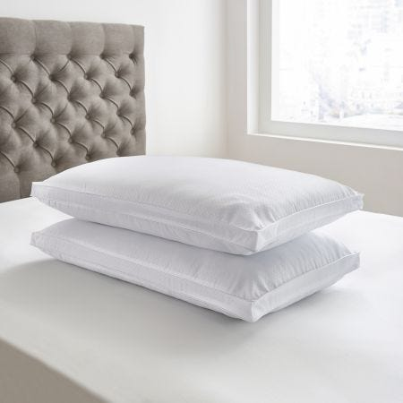 Bedeck Luxury Platinum Collection Pillows