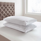 Platinum Collection Microcheck Pillow Pair