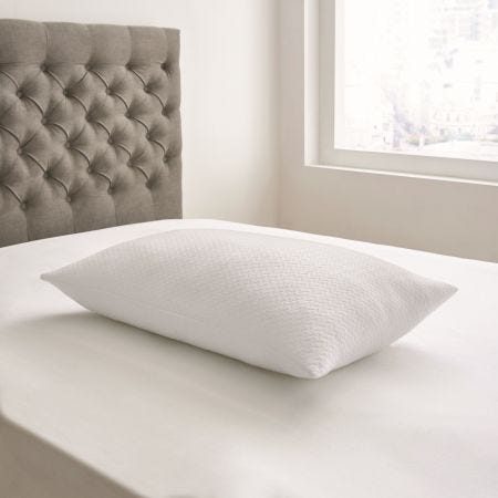 Luxury Soft Cushioned Pillow White