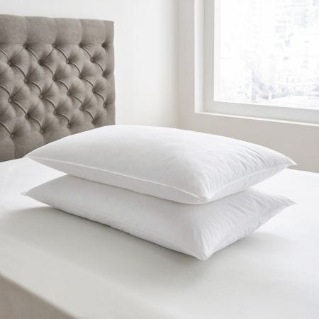 Bedeck Microfibre Pillows (2 Pack)