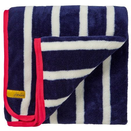 All Sports Navy Throw