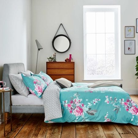 Aquarelle Beau Bloom Bedding