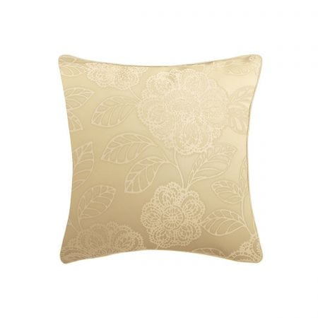 Alexa Soft Gold Cushion