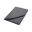 Bedeck of Belfast 200 Thread Count Plain Dye Graphite Flat Sheet
