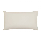 Bedeck of Belfast 200 Thread Count Plain Dye Linen Large Housewife Pillowcase