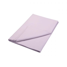Bedeck of Belfast 200 Thread Count Plain Dye Thistle Flat Sheet