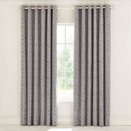 Bedeck Alani Copper Curtains