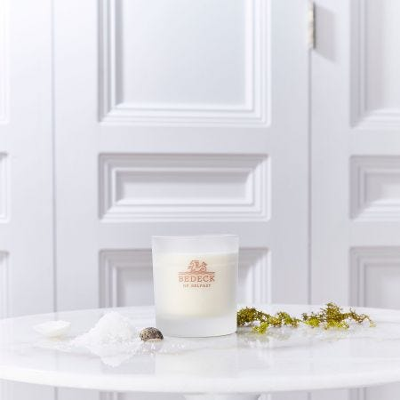 Bedeck of Belfast Atlantic Coves 1 Wick Scented Candle