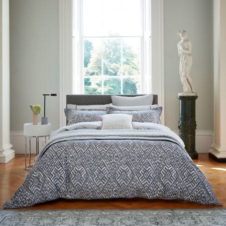 Cadenza Grey Bedding