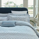 Eris Colbalt Blue Bedding