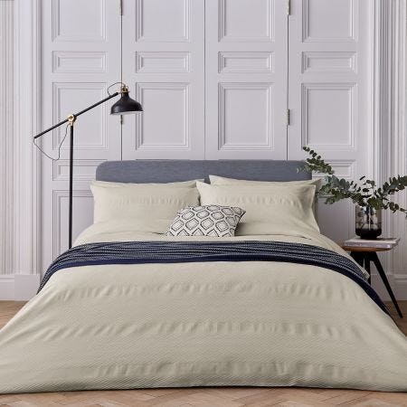 Kenza Grey Bedding