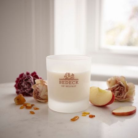 Linen Meadows 1 Wick Scented Candle
