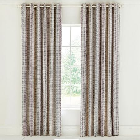 Nukku Lined Mulberry Curtains