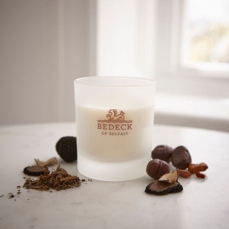 Woodland Earth 1 Wick Scented Candle