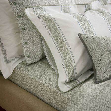 Yuna Fitted Sheet Sage