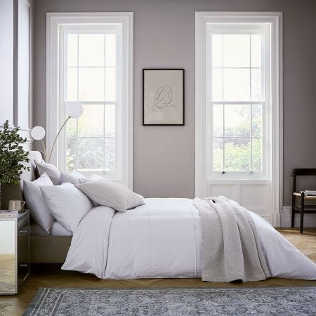 Otsu White 300tc Bedding
