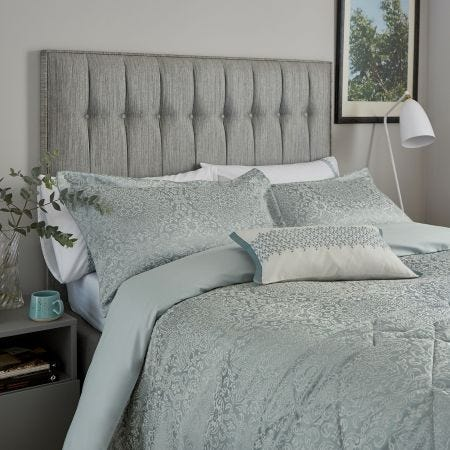 Dita Duck Egg Bedding