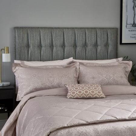 Etana Soft Pink Bedding