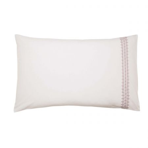 Etana Housewife Pillowcase Soft Pink