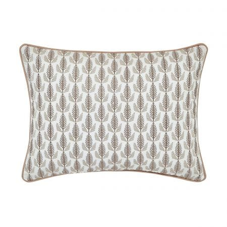 Tamsin Linen Cushion Front & Reverse
