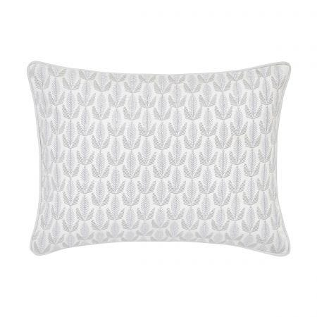 Tamsin White Cushion Front