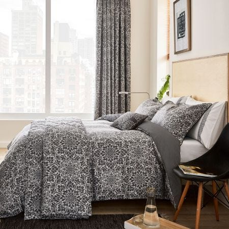 Zahra Graphite Bedding