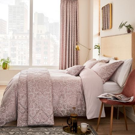 Zahra Rose Bedding