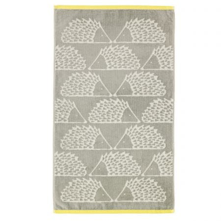 Spike Towel in Grey