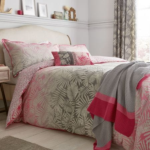 Espinillo Hot Pink Duvet Covers