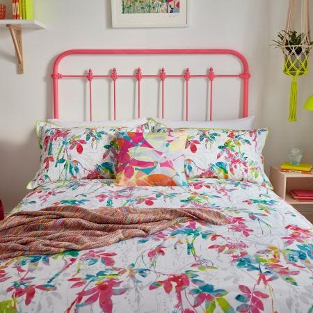Jungle Tropical Bedding.
