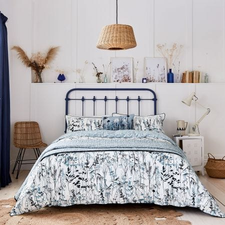 Prairie Bedding Navy