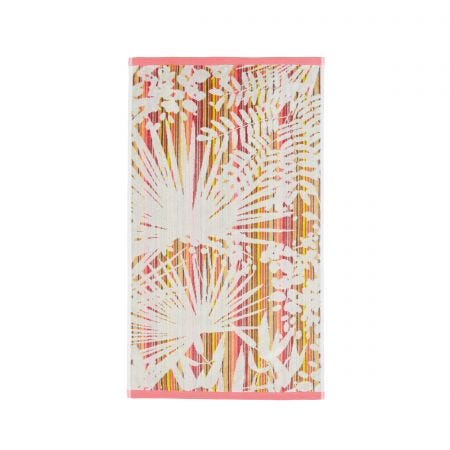 Rainforest Soft Pink Hand Towel.